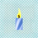 birthday candle background