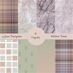 Autumn Tone Papers - FREE this week