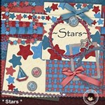 * Stars * Kit+20 Pages