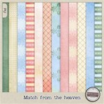 Match from the heaven - paper pack