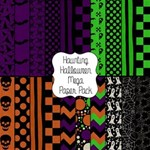 Haunting Halloween Paper Pack