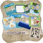 Ocean Vacation (add on pages)