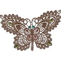 calalily_sweetie_browncrocheted butterfly copy