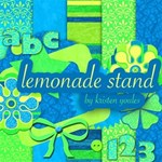 Lemonade Stand + 20 pages