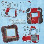 Boy of Boy Bracket Frames