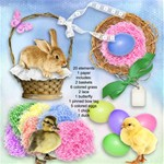 Build Your Own Basket Easter