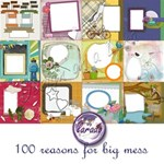 100 reasons for big mess