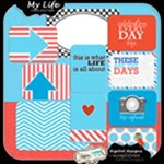 Pocket Scrapbooking: My Life Cards