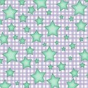 CK4p Star Plaid Multi1 ScrapGraphicsDotCom