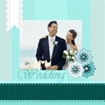 Wedding theme Tblue