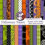 Halloween Papers FREE