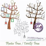 Family Photo Tree