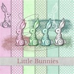 Little Bunnies - free drawings
