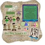 Girl / Boy scouts! .49 cents for 1 week only
