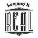 Keeping it Real - White