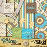 Honey Bunches by Mikki