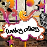 Funky alley