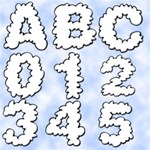 Cloud Alphabet