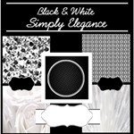 Black and White - Simply Elegance