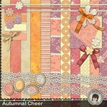 ~Autumnal Cheer~ 21pages